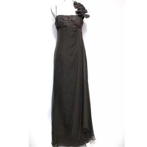 Rickie Freeman Teri Jon Evening Dress Gown SZ 8